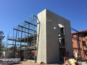 Longerenong College new enterance and Lift (1)-P45